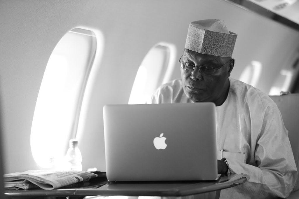 Atiku To Kick-start Campaign With 'People's Policy Launch' On Monday